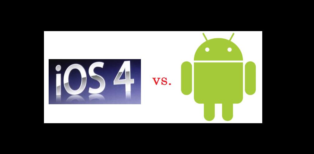 iOS 4 vs. Android