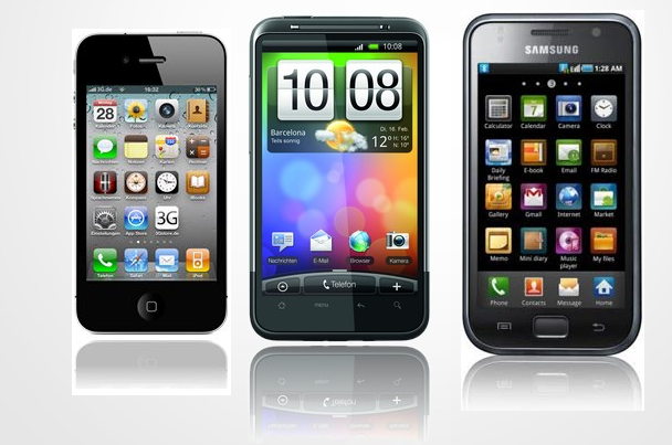 bestes handy 2011 iphone 4 und htc desire hd bei stiftung. Black Bedroom Furniture Sets. Home Design Ideas