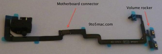 iphone 5 motherboard  connector