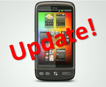 Android 2.3 Gingerbread Update nun doch