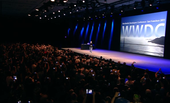 WWDC Apple Keynote 2011 Video Download