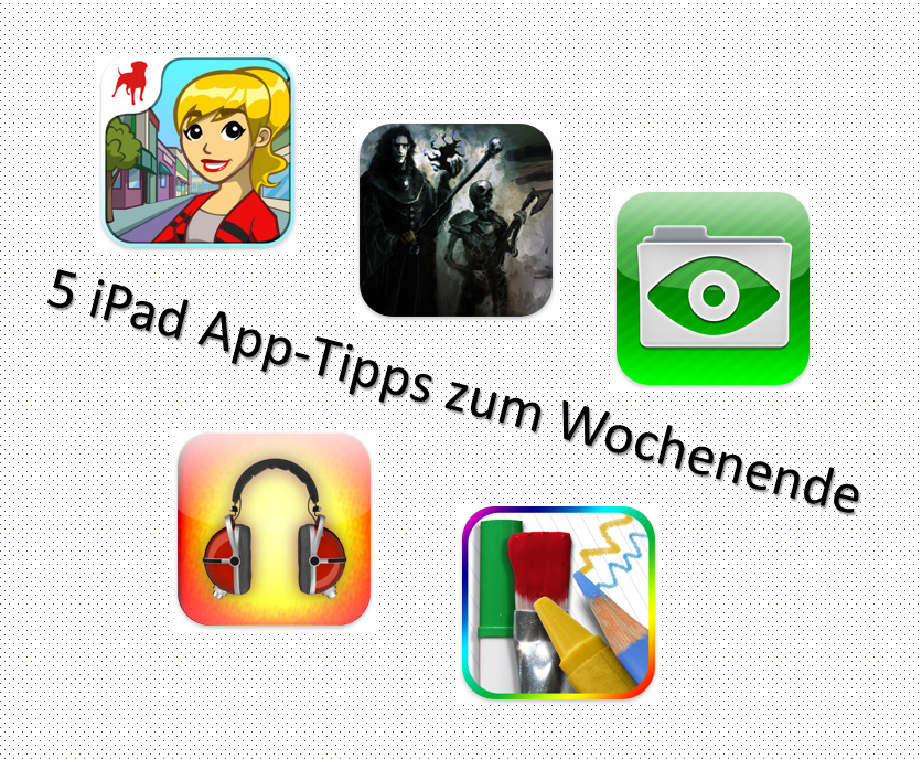 5 iPad App-Tipps zum Wochende: CityVille, Battle for Wesnoth, GoodReader, Radio Box