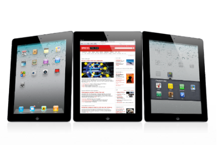 iPad 3 mit Retina Display