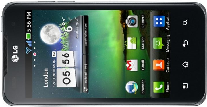 lg optimus speed 2x
