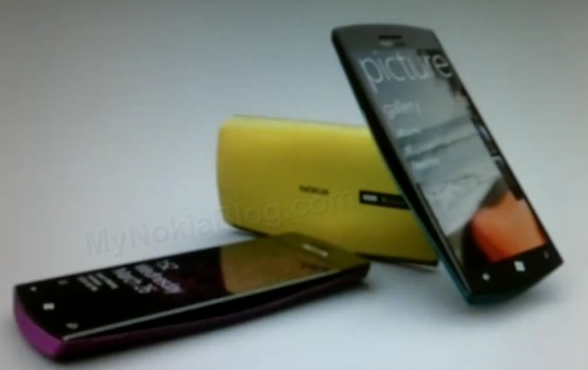 Nokia Windows Phone 7 Conzept