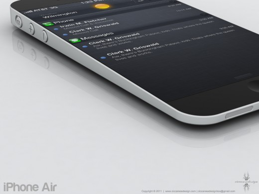 iPhone-Air-Mockup2 by ciccaresedesign