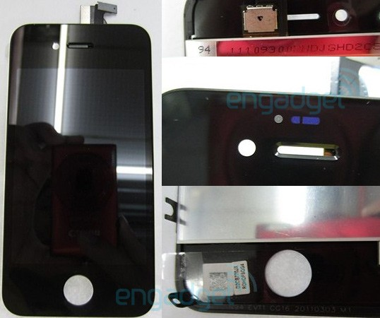 iphone-4-s-Prototyp N94 Screen1 by engatget