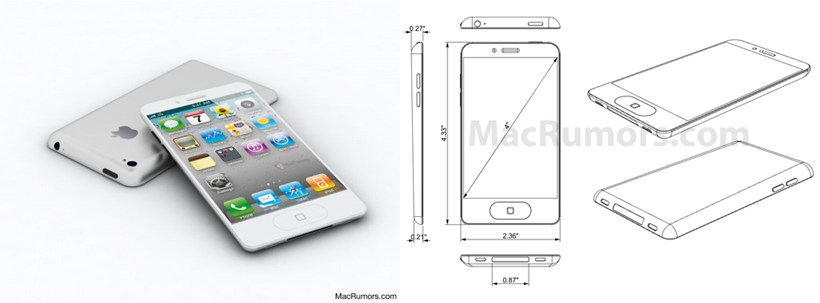 Neues iPhone 5 mit In-Cell-Touchscreen?
