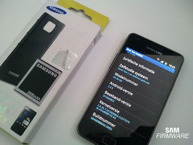 Android 2.3.5 Gingerbread auf Galaxy S2 installieren [Anleitung + Download]