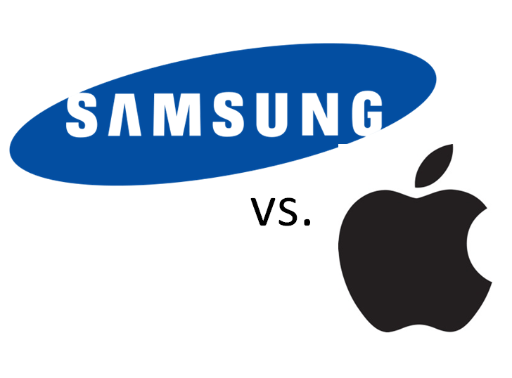 Samsung vs. Apple Patentkrieg