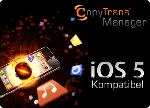 CopyTrans Manager iOS 5 Download