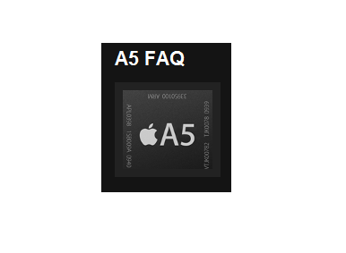 Pod2g - A5-Chip Jailbreak FAQ