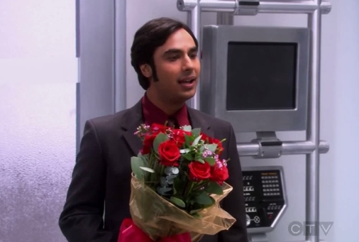 The Big Bang Theory: Raj verliebt sich in Siri (Video)