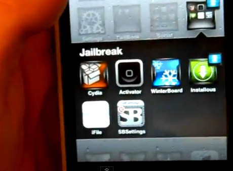 iOS 5.1 Untethered Jailbreak funktioniert - Video-Beweis