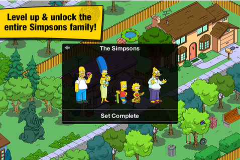 The Simpsons Tapped Out Screen3