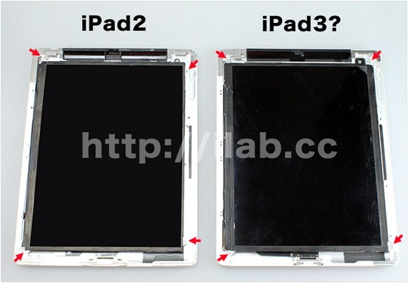 iPad 2 HD Display