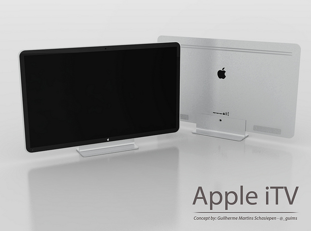 Apple iTV Design 2