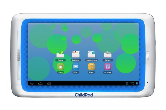 Archos Child Pad Archos ChildPad für 99 Euro: Kinder Tablet mit Android 4.0 kurz vor Marktstart (Video)