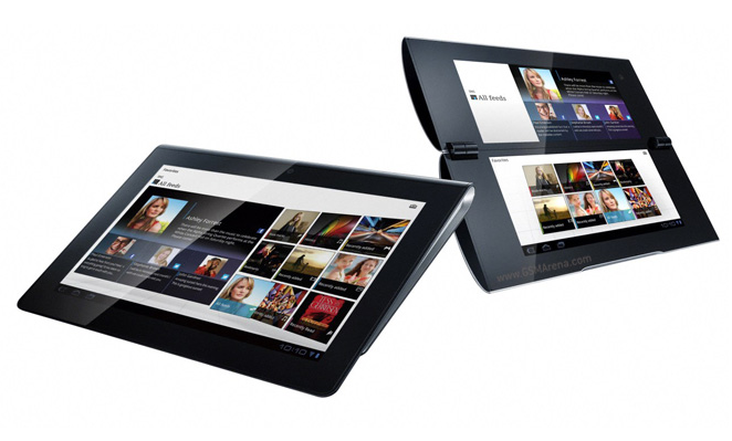 Android 4.0 ICS Update für Sony Tablet S & P im April