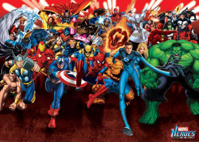 Marvel Comics bald mit Augmented Reality Feature (Video)