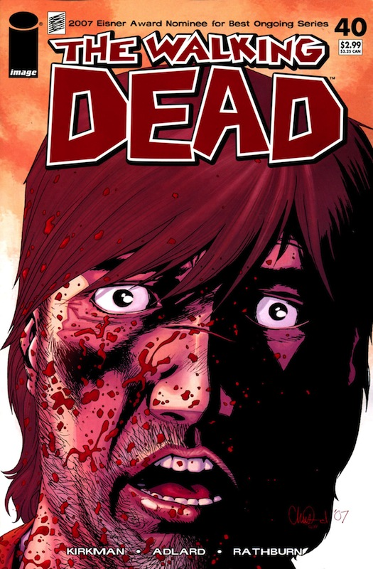 Comicreview: The Walking Dead