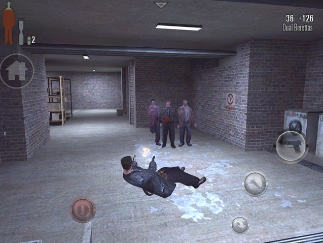 Max Payne App_screen2