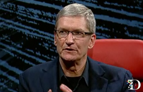 Apple CEO Tim Cook - AllThings