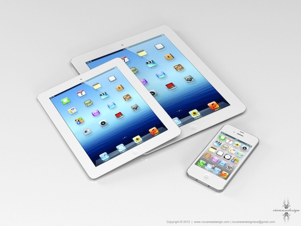 iPad Mini - iPad - Neues iPhone 5