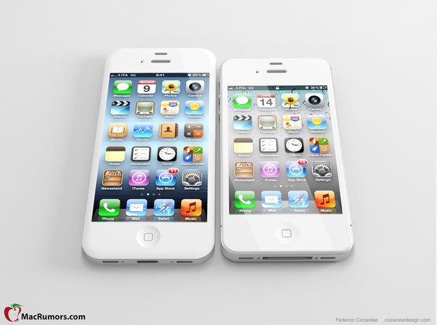iPhone 5 Mockup - MacRumors_ciccaresedesign_5