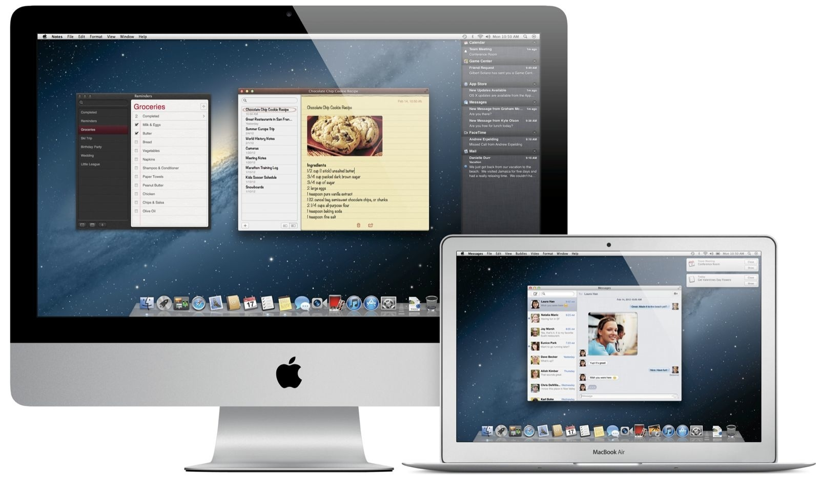 Mac OS X - Mountain Lion