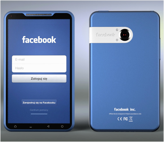 Apple Facebook Smartphone