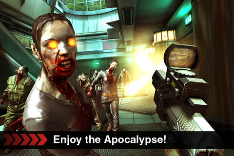 deadtrigger2 Sommer, Sonne, Zombies: Dead Trigger für iPhone & iPad!