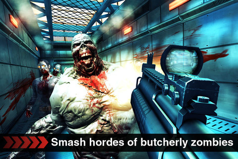 deadtrigger3 Sommer, Sonne, Zombies: Dead Trigger für iPhone & iPad!