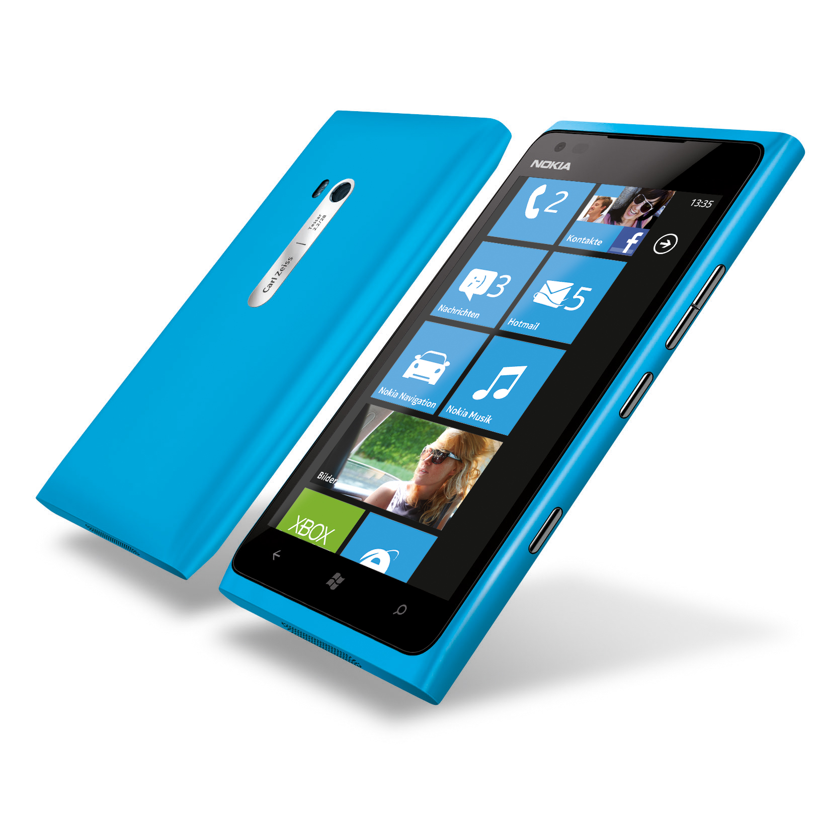 900 cyan combo black Nokia Lumia 900 –Das neue Windows Smartphone