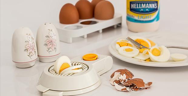 Das Perfekte Ei Wie Lange Muss Ein Ei Kochen Anleitung L Weblogit