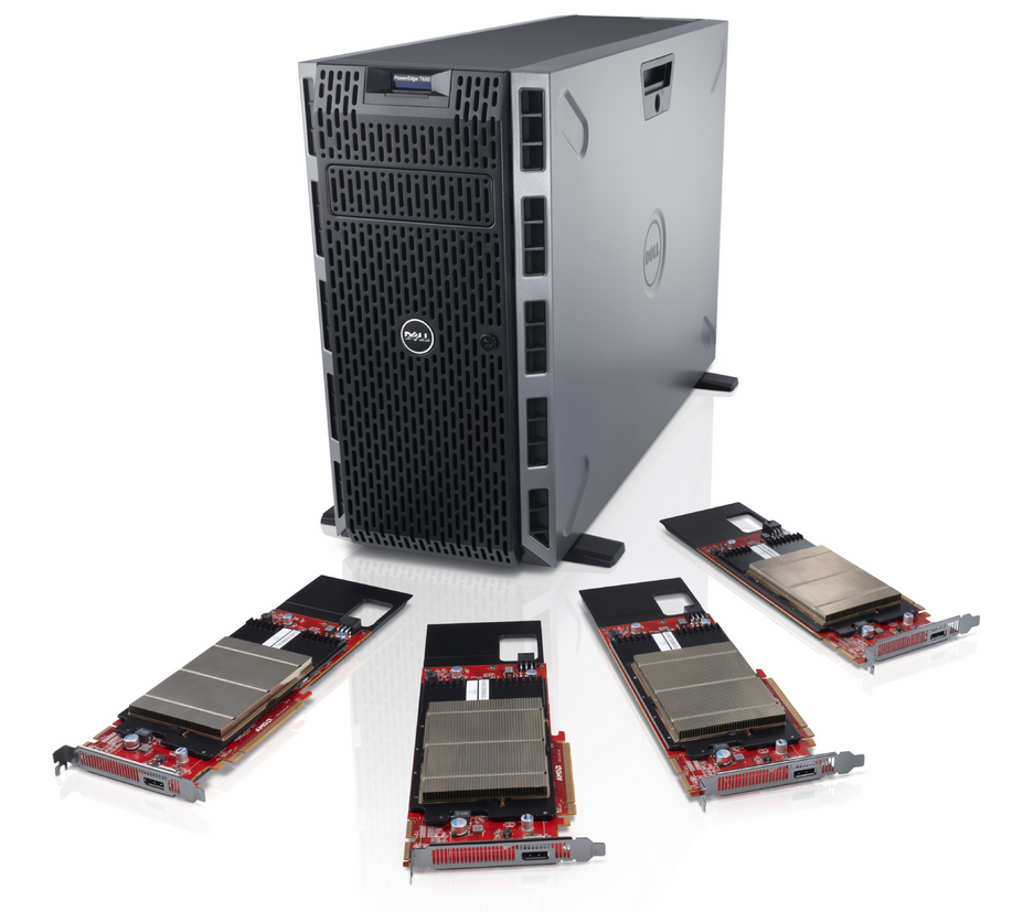 Die neuen PowerEdge Server von Dell