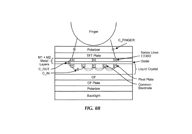 iPhone 5 mit In-Cell-Touchscreen? Apple bekommt Patent zugesprochen