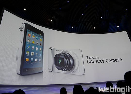IFA 2012 – Was kann die Samsung Galaxy Camera alles?