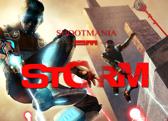 Angespielt: ShootMania Storm