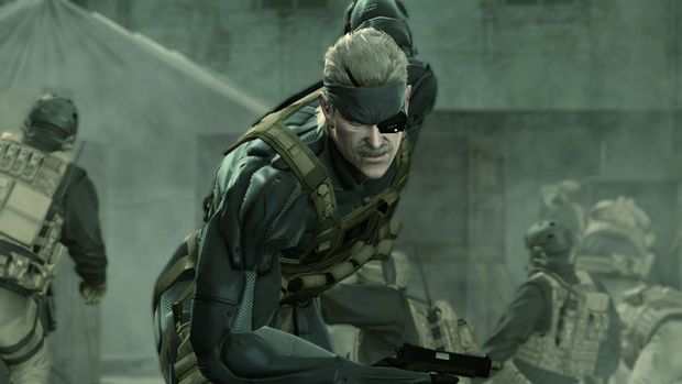 Metal Gear Solid 4 Trophy-Patch online