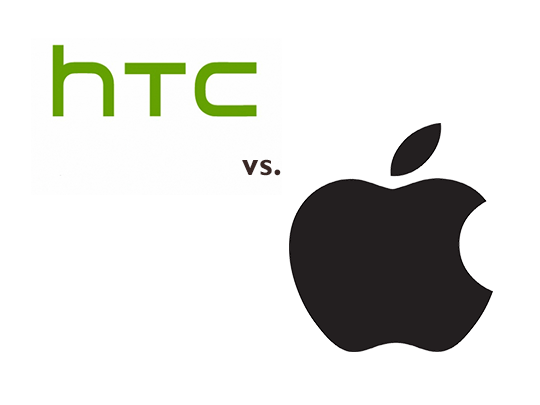 HTC vs. Apple