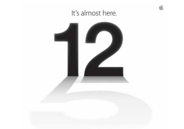 iPhone 5 Vorstellug iPhone Event: Live Ticker / Live Stream zur Apple Keynote