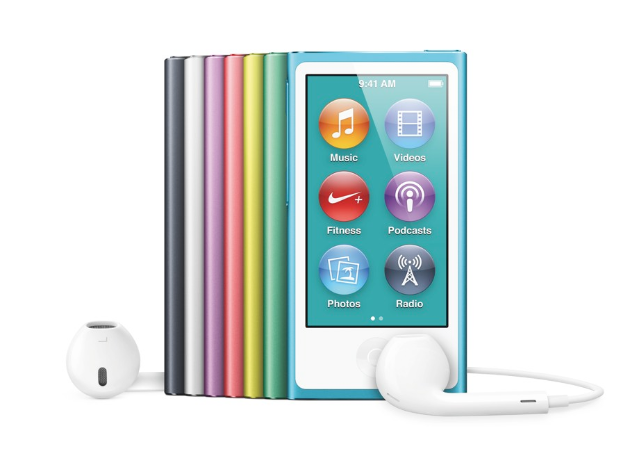 iPod nano_apple