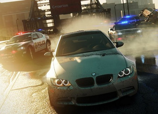 Need for Speed™ Most Wanted – Neuer Singleplayer Trailer