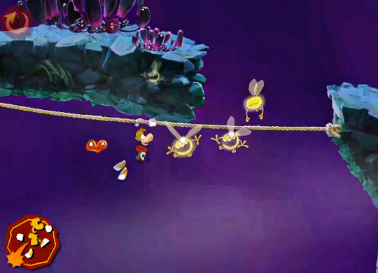 Rayman Jungle Run für iOS und Android (Preview)