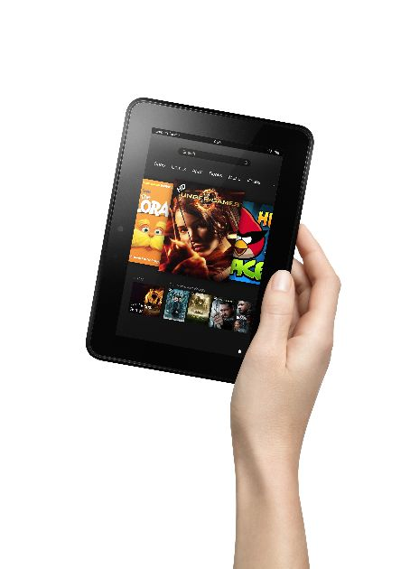 Amazon Kindle Fire HD und Kindle Fire neue Generation