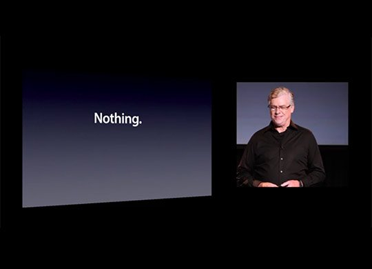 Witziger Keynote Spoof: Apple Presents Nothing