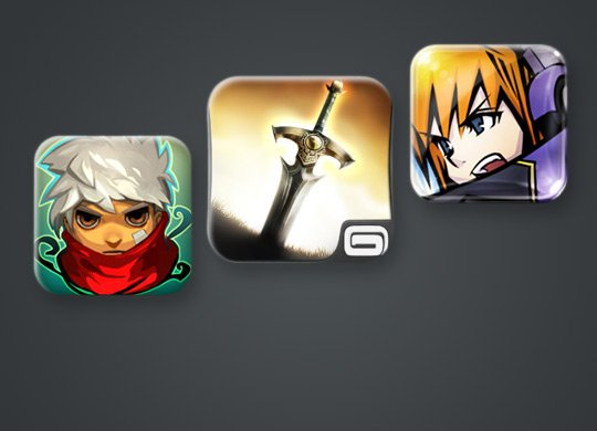 Wild Blood, Bastion & The World Ends with You für iPad im Video Review