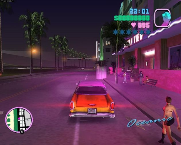 Grand Theft Auto: Vice City (2)