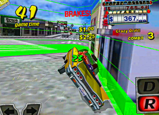 Crazy Taxi im Videoreview (iPad & iPhone)